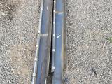 Накладки Порога Ауди А4 (B5 B6 B7) (унив-сед) за 25 000 тг. в Шымкент – фото 3