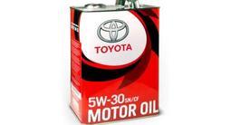 Моторное масло Toyota 5w30 Япония за 12 000 тг. в Нур-Султан (Астана) – фото 3