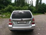 Subaru Forester 2006 года за 4 200 000 тг. в Алматы – фото 4