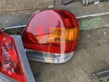 Задние фанари Toyota Echo за 30 000 тг. в Алматы – фото 2