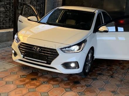 Hyundai Accent 2019 года за 7 200 000 тг. в Шымкент