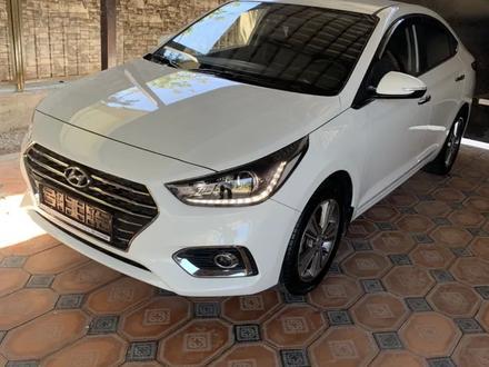 Hyundai Accent 2019 года за 7 200 000 тг. в Шымкент – фото 11
