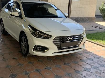Hyundai Accent 2019 года за 7 200 000 тг. в Шымкент – фото 12