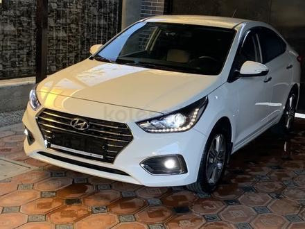 Hyundai Accent 2019 года за 7 200 000 тг. в Шымкент – фото 2