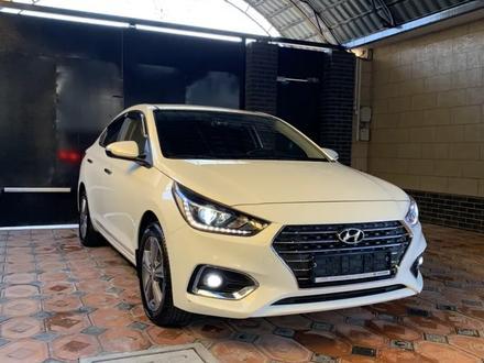Hyundai Accent 2019 года за 7 200 000 тг. в Шымкент – фото 6