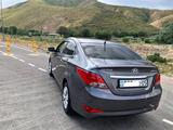 Hyundai Solaris 2015 года за 4 800 000 тг. в Каскелен – фото 5