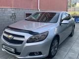 Chevrolet Malibu 2013 года за 5 700 000 тг. в Алматы – фото 2