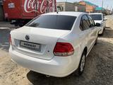 Volkswagen Polo 2011 года за 2 250 000 тг. в Атырау – фото 3