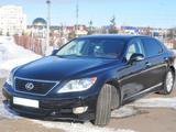 Lexus LS 460 2011 года за 10 200 000 тг. в Петропавловск – фото 3