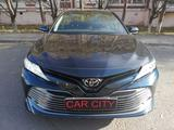 Toyota Camry 2019 года за 14 100 000 тг. в Нур-Султан (Астана) – фото 2