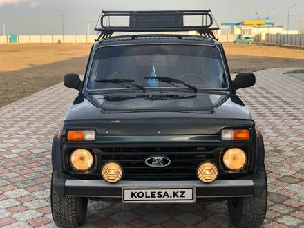 ВАЗ (Lada) 2121 Нива 2012 года за 2 200 000 тг. в Уральск – фото 11
