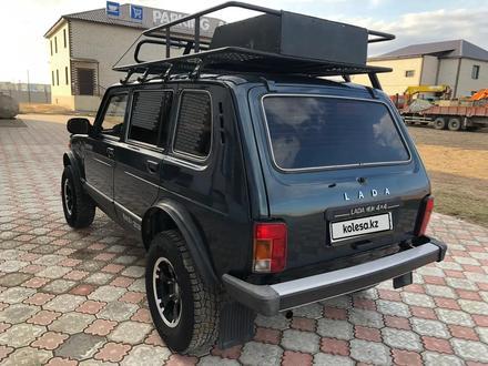 ВАЗ (Lada) 2121 Нива 2012 года за 2 200 000 тг. в Уральск – фото 16