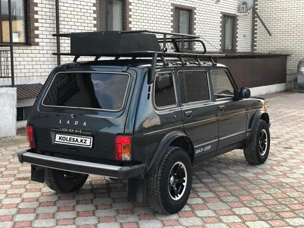 ВАЗ (Lada) 2121 Нива 2012 года за 2 200 000 тг. в Уральск – фото 3