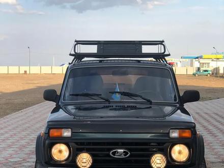 ВАЗ (Lada) 2121 Нива 2012 года за 2 200 000 тг. в Уральск – фото 4