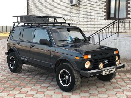 ВАЗ (Lada) 2121 Нива 2012 года за 2 200 000 тг. в Уральск – фото 5