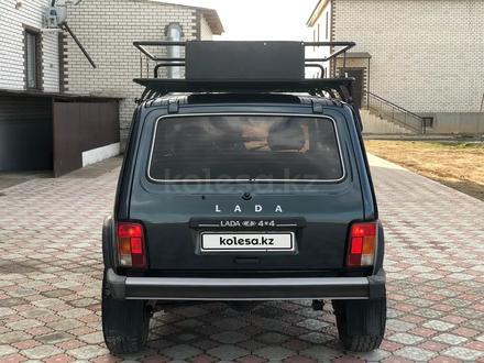 ВАЗ (Lada) 2121 Нива 2012 года за 2 200 000 тг. в Уральск – фото 6