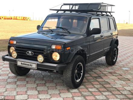 ВАЗ (Lada) 2121 Нива 2012 года за 2 200 000 тг. в Уральск – фото 7