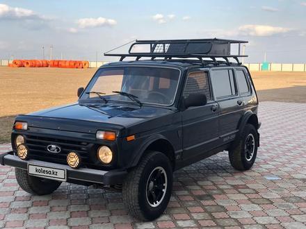 ВАЗ (Lada) 2121 Нива 2012 года за 2 200 000 тг. в Уральск – фото 8