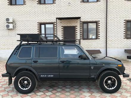 ВАЗ (Lada) 2121 Нива 2012 года за 2 200 000 тг. в Уральск – фото 9