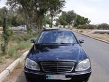 Mercedes-Benz S 350 2004 года за 3 500 000 тг. в Актау – фото 3