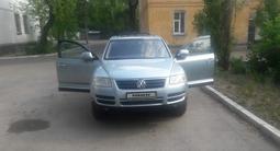 Volkswagen Touareg 2005 года за 3 600 000 тг. в Павлодар – фото 5