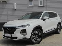 Hyundai Santa Fe 2019 года за 16 780 000 тг. в Алматы
