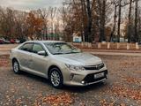 Toyota Camry 2017 года за 11 500 000 тг. в Караганда – фото 3