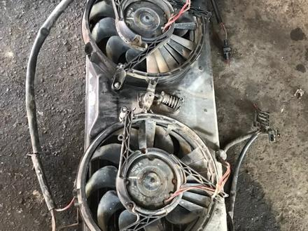 Радиатор с моторчиками VW t4 за 40 000 тг. в Алматы