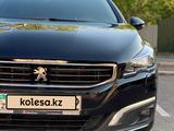 Peugeot 508 2017 года за 7 800 000 тг. в Алматы – фото 2