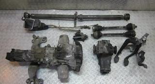 Кпп механика комплект для переделки с автомата на механику в Алматы