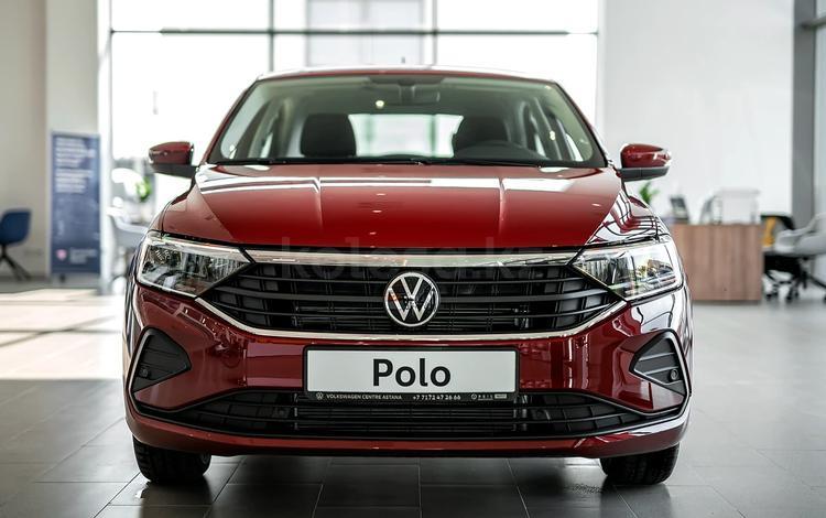 Volkswagen Polo Respect MPI AT 2021 года за 8 930 000 тг. в Нур-Султан (Астана)