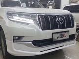 Альтернативная оптика (передние фары тюнинг) на Land Cruiser Prado 150… за 310 000 тг. в Семей – фото 3