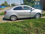 Chevrolet Aveo 2014 года за 3 300 000 тг. в Кокшетау – фото 3