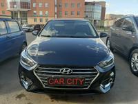 Hyundai Accent 2018 года за 6 400 000 тг. в Нур-Султан (Астана)