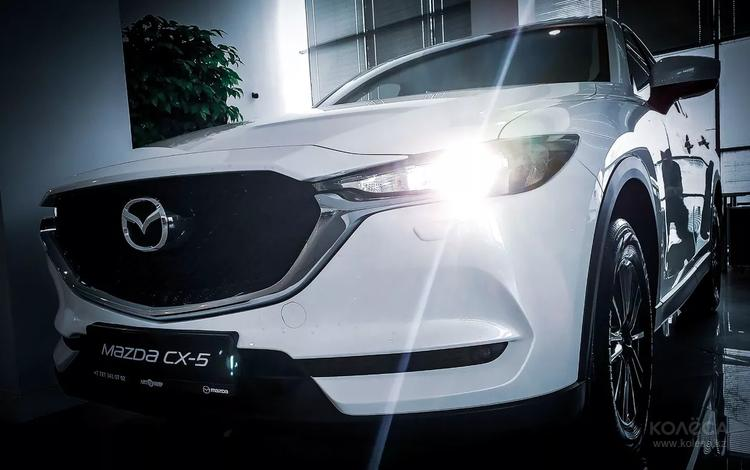Mazda CX-5 2020 года за 11 350 000 тг. в Алматы