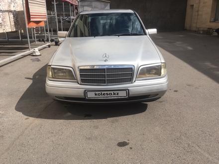 Mercedes-Benz C 200 1994 года за 1 550 000 тг. в Кордай – фото 9