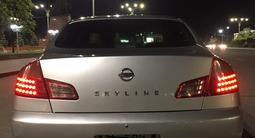 Nissan Skyline 2003 года за 1 450 000 тг. в Тараз – фото 4