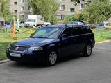 Volkswagen Passat 2002 года за 3 200 000 тг. в Нур-Султан (Астана) – фото 2