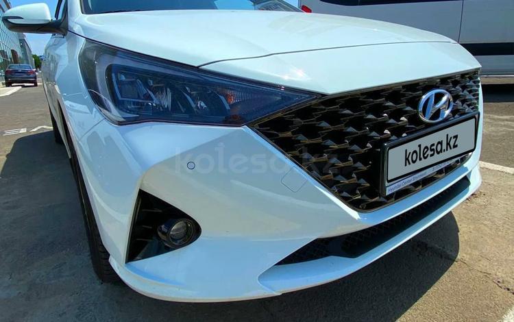 Hyundai Accent 2021 года за 6 100 000 тг. в Шымкент