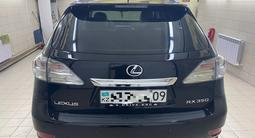 Lexus RX 350 2010 года за 10 999 999 тг. в Караганда – фото 3