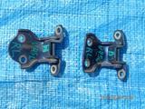 Петли двери mitsubishi chariot n43w пара за 5 000 тг. в Караганда
