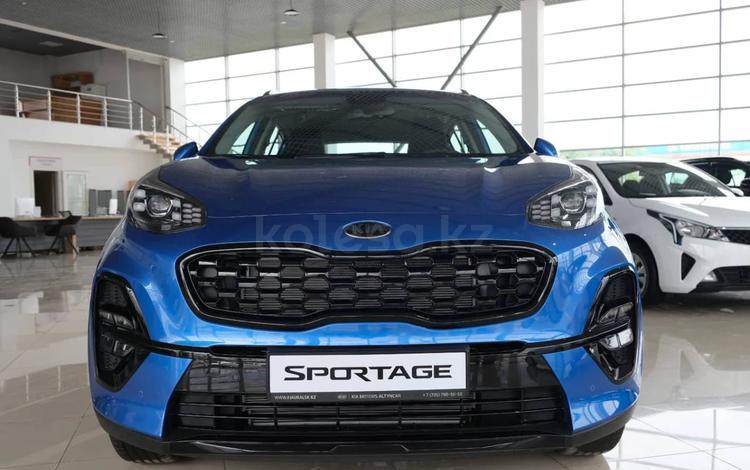 Kia Sportage 2021 года за 9 990 000 тг. в Уральск