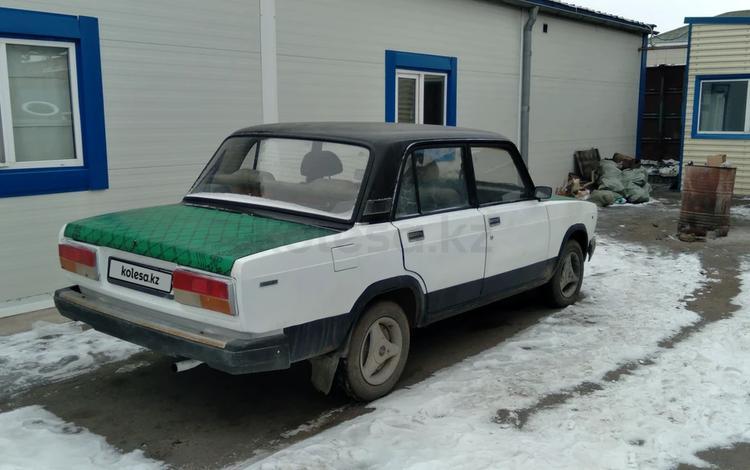ВАЗ (Lada) 2107 2000 года за 350 000 тг. в Кокшетау