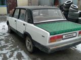 ВАЗ (Lada) 2107 2000 года за 350 000 тг. в Кокшетау – фото 4