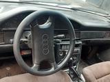 Audi 100 1989 года за 400 000 тг. в Талдыкорган – фото 5