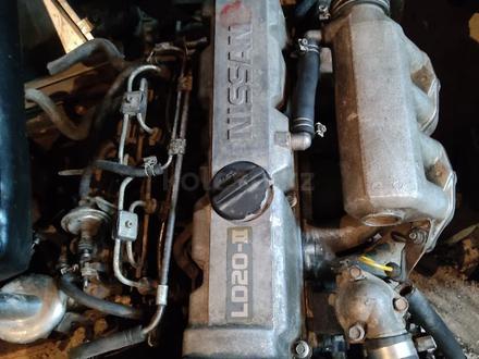 Контрактный двигатель LD20 атмосферный поперечный за 205 000 тг. в Алматы – фото 2