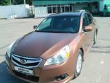 Subaru Legacy 2011 года за 6 000 000 тг. в Алматы