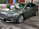 Ford Mondeo 2016 года за 9 500 000 тг. в Алматы – фото 2