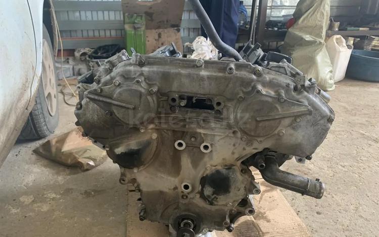 Двигатель б/у для Nissan Murano за 450 000 тг. в Актобе
