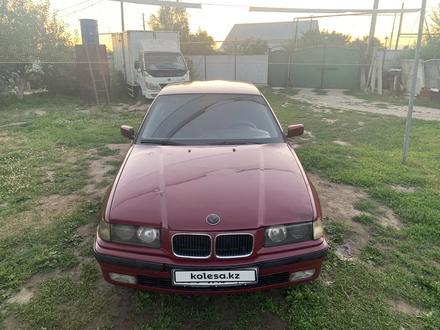 BMW 318 1994 года за 850 000 тг. в Алматы – фото 2